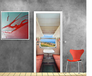 Tabouret de bar hwc-b17 bois bugholz Noyer Optique Rétro-Design De Bar Tabourets de bar