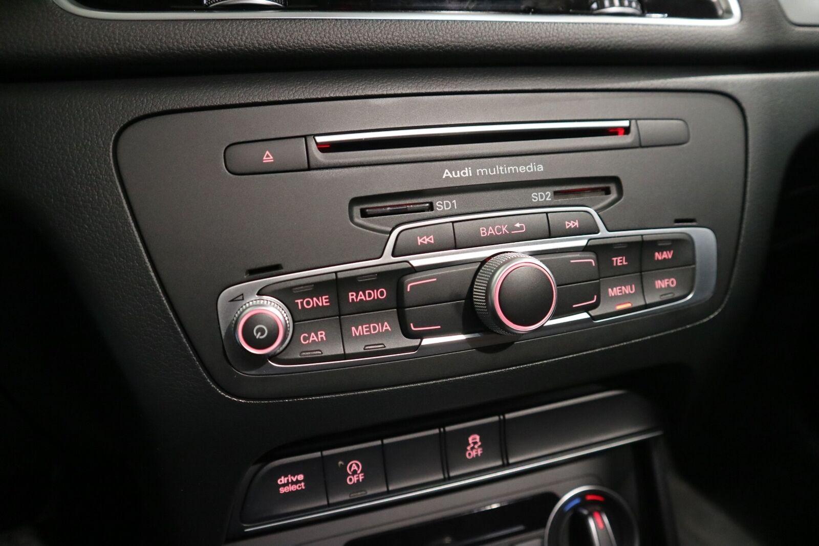Audi Q3 1,4 TFSi 150 Sport S-tr. - billede 7