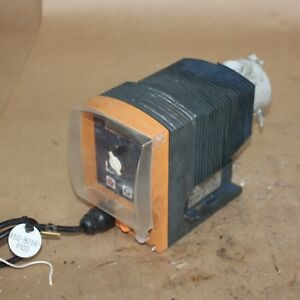 Details about ProMinent gamma/L Chemical Metering Dosing Pump 240V 1 1L/h  16 BAR USED