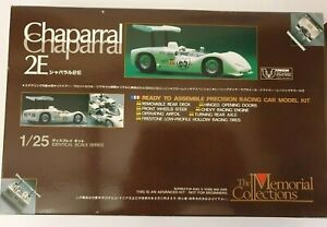 UNION CHAPARRAL 2E  THE MEMORIAL COLLECTIONS MODEL KIT 1/25