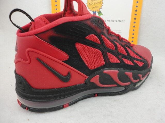 nike air max pfeiler, einem rot 2012 / schwarz / schwarz, 2012 rot ds, 525226 600, größe 12 e31e57