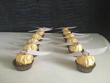 Harry Potter Snitches Wedding Favour Ferrero Rocher Gift Fantastic Beasts