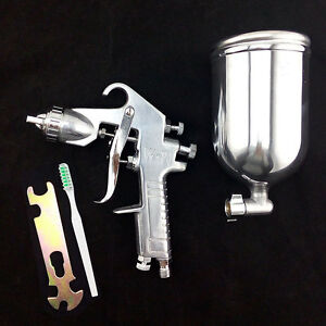 pneumatic air tool spray paint gun W-71 nozzle 1.3mm 1.5mm 1.8mm