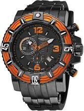 Stuhrling Prestige 319127 117 Marine Pro LE Swiss Chronograph Date Mens Watch