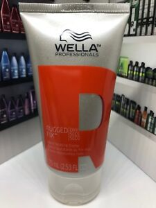 Details About Wella Professionals Rugged Fix Hair Matte Molding Styling Creme Cream 2 53 Oz