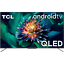 thumbnail 1 - TCL 65C715K 65 Inch TV Smart 4K Ultra HD QLED Freeview HD Dolby Vision