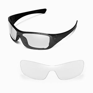 3c3b73009f6 Image is loading New-Walleva-Clear-Replacement-Lenses-for-Oakley-Antix-