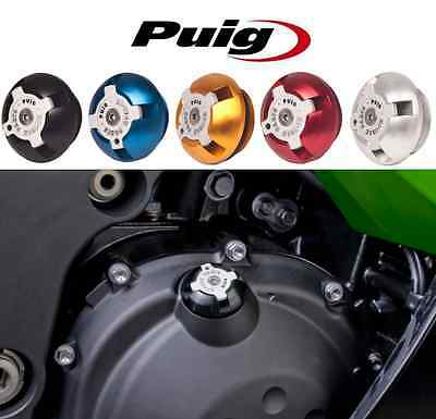 Puig Hi-Tech Oil Plug Kawasaki Cap Filler Tank Drain Connection Allen Wrench In