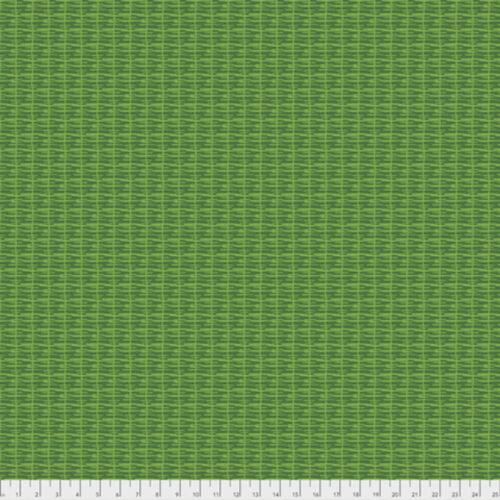 Amy Reber PWAR011 Jitterbug Hatteras Chickory Cotton Fabric By Yd