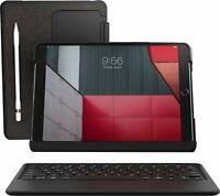 "ZAGG 10.5"" Nomad Book Keyboard Folio Tablets Case"