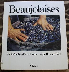 1978-Envoi-signe-du-Photographe-Pierre-Cottin-BEAUJOLAISES-Bernard-Pivot