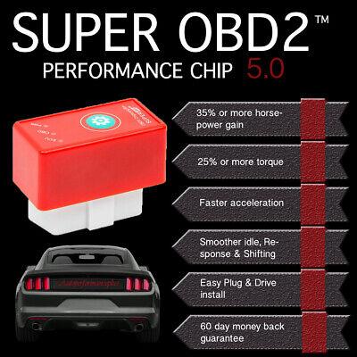 GAS SAVER Performance Chip Fits All Dodge Challenger Durango Dakoda Intrepid HP