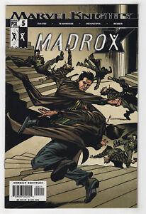 Madrox-5-Mar-2005-Marvel-Knights-X-Factor-Peter-David-Pablo-Raimondi-D