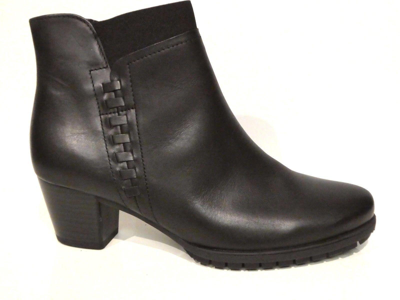 Stiefel Stiefeletten Schuhe Comfort Gabor Stiefel H Weite