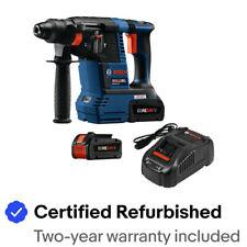 Bosch GBH18V26K24-RT 1 in. Bulldog Rotary Hammer Kit Certified Refurbished