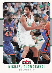 2006-07-FLEER-NBA-BASKETBALL-CARD-PICK-SINGLE-CARD-YOUR-CHOICE