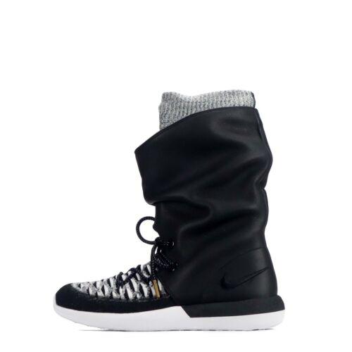 Hi mujer Flyknit color Roshe casual Nike de Two para mujer negro moda Calzado para en EqHZ6