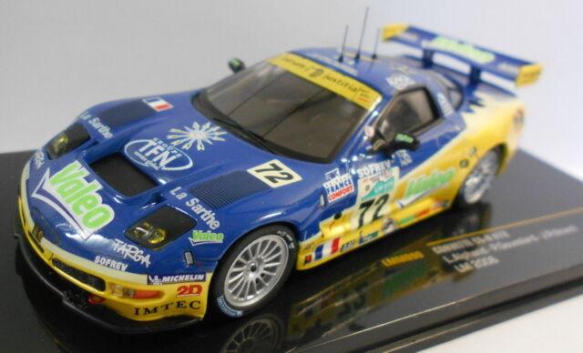 Ixo Chevrolet Corvette C5-R #72 Le Mans 2006 1:43