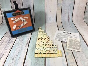 Dominoes-The-Games-Collection-Good-Quality-28-Pieces-in-Presentation-Box