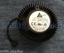 DELTA BFB0712HF 12V EVGA GTX660 GTX660TI GTX670 GTX680 Graphics Card / CPU Fan