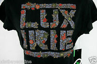 Luxirie By Lrg T- Shirt True Black 20801 100% Cotton