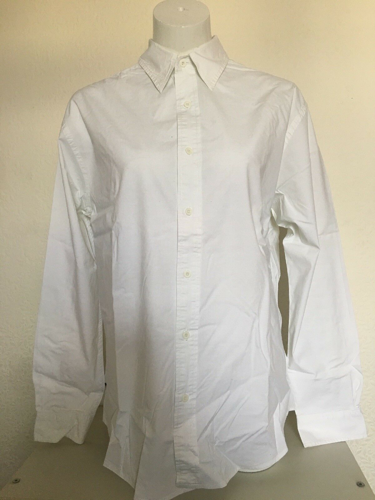 Mens Polo Jeans Co. Ralph Lauren Shirt. Size Large, In Great Condition