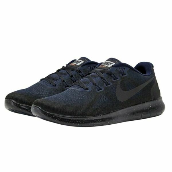 Size 10.5 - Nike Free RN 2017 Black Obsidian