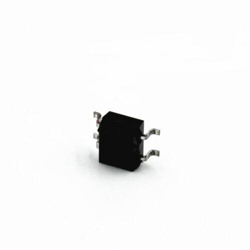 10PCS 0.5A 600V MB6S SOP-4 SMD MB 6S Bridge Rectifier