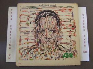 JOHN-COLTRANE-039-S-SOUND-1964-MONO-ISSUE-LP-RED-PURPLE-ATLANTIC-1419