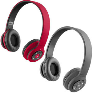 Jam Transit Wireless Bluetooth Headband Headphones Stereo Headset 11h w/Mic