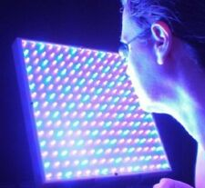 Red Blue LED LIGHT THERAPY Anti-Aging Acne Skin Phototherapy-LARGE 225 LEDs NEW