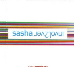 Sasha-Invol2ver-CD
