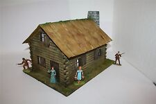 Old West, Blockhaus, 1706, zu 7cm Figuren, GMKT World of Diorama