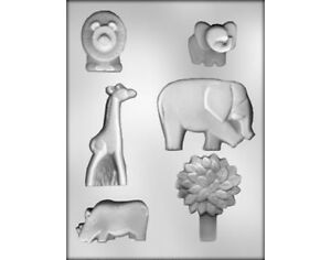 Jungle-Animals-Chocolate-Mould