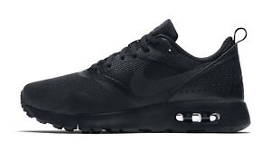 new product a0618 a2ee5 Nike Air Max Tavas GS Women s Running Shoes, Size 5 - Black for sale ...