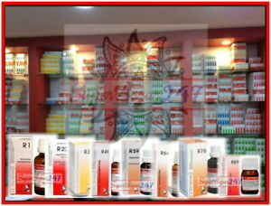 Details about R1 TO R89 Dr Reckeweg Germany Drops Homeopathic Medicine  PROMOTIONAL PRICES SALE