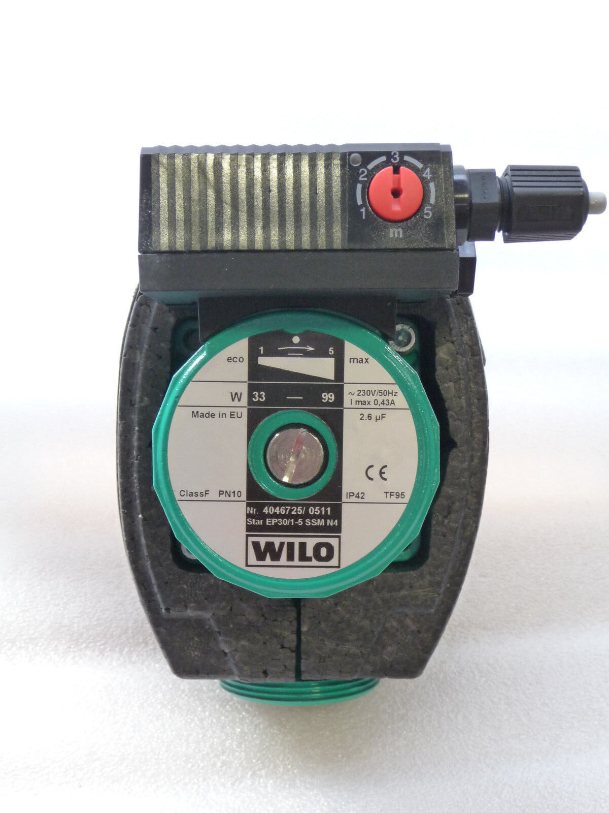 Wilo Star Star Star E P 30 / 1- 5 SSM Heizungspumpe 230 Volt Umwälzpumpe 180 mm NEU P5815 c9255c
