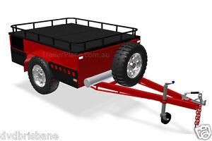 OFF-ROAD-Camper-Trailer-PLANS-Trailer-Design-3-Sizes