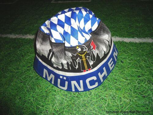 blau-weiss München Sonnenhut neu und günstig SONDERPREIS