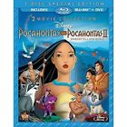 Pocahontas & Pocahontas II Journey SE 0786936820775 Blu-ray Region a