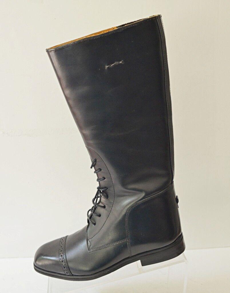 Tuffrider botas para mujer campo 7 Negro