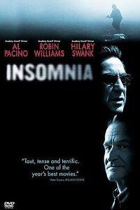 Insomnia-DVD-Region-1-Canadian-Snapcase-WS-NEW-Free-Shipping-in-Canada