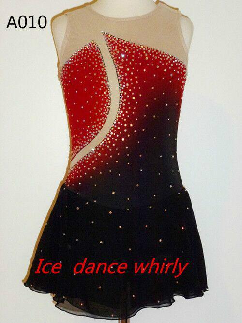 Elegant New Brand Competition Ice Figure Skating Dress