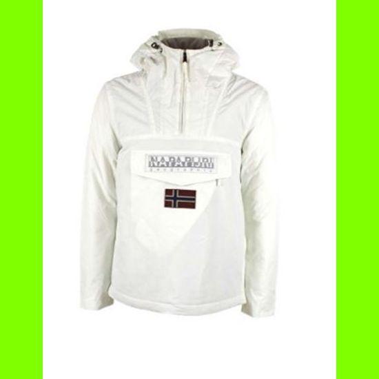 Napapijri Rainforest Winter a Coats Xl-bright White  386fce69305