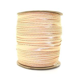 10 Mm Haute Qualité Crème Bordure Garnitures Piping Ribbon Trim Boiteux Couture K291-afficher Le Titre D'origine Lissage De La Circulation Et Des Douleurs D'ArrêT