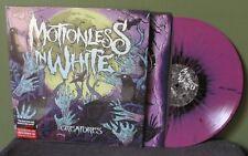 "Motionless in White ""Creatures"" LP NM Marilyn Manson Avenged Sevenfold Atreyu"