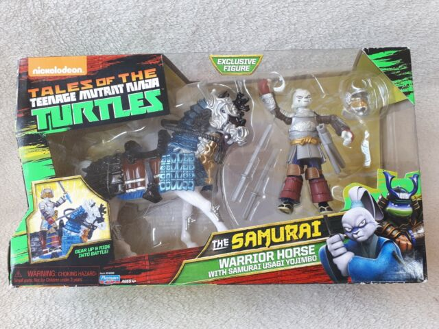 WARRIOR HORSE samurai usagi tmnt NICKELODEON teenage mutant ninja turtles NEW