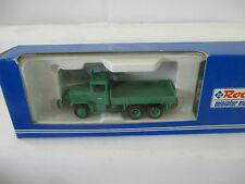 Roco 1/87 1513 GMC M35A2 Kipper Schwarz Bau  WS490