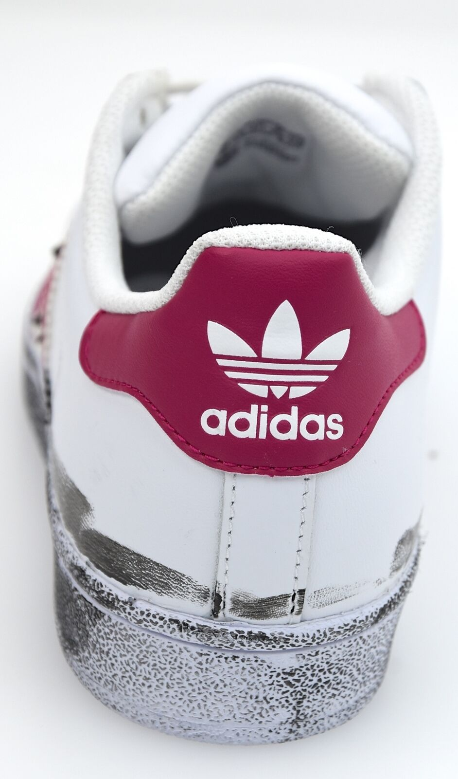 ADIDAS WOMAN SNEAKER SHOES CASUAL CASUAL CASUAL FREE TIME LEATHER CODE B23644 SUPERS 5d4e22