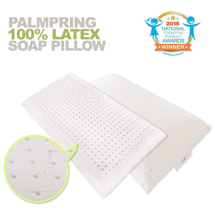 Palmpring Organic Latex Pillow Soap Shape